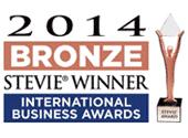 Stevie Winner at International Business Awards 2014